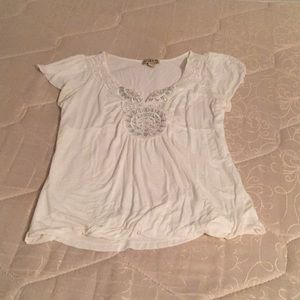 Women's live and let live blouse size medium